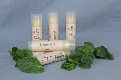Spearmint Lip Balm