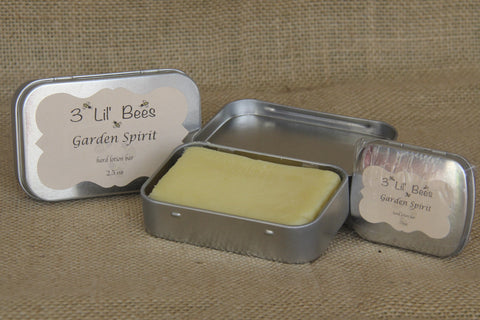 Garden Spirit Lotion Bar