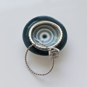Tiny Wheel Thrown Bowl