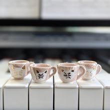 Load image into Gallery viewer, Pink Pearl Cat Mugs