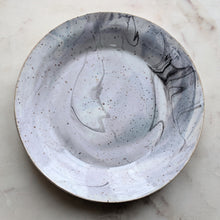 Load image into Gallery viewer, Marble Salad plate/bowl