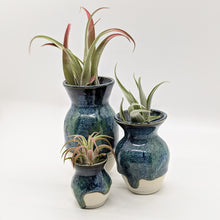 Load image into Gallery viewer, Ocean at Night 3 Vase Set