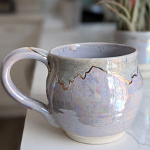 Load image into Gallery viewer, Cynthia Pearl and Gold Mug - 5 -