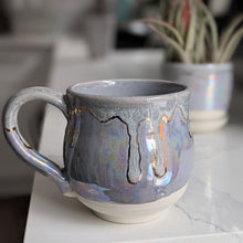 Load image into Gallery viewer, Cynthia Pearl and Gold Mug - 8 -