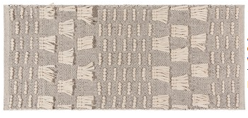 "16""x36"" Woven Adelaide Table Runner"