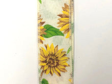 "Load image into Gallery viewer, Spring Linen Ribbon- 1.5"" x 10 yards"