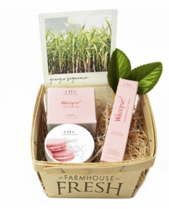Farmhouse Fresh: Whoopie Lip Gift Basket