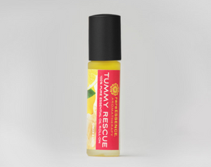 rareESSENCE Aromatherapy: Tummy Rescue 100% Pure Essential Oil Roll-On