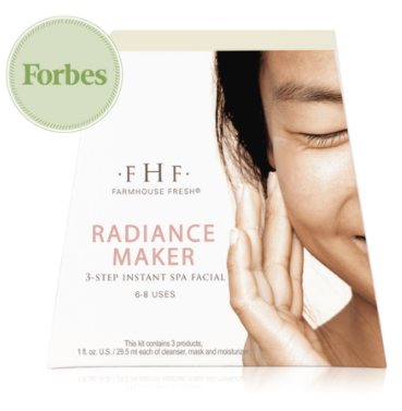 Farmhouse Fresh: Radiance Maker 3-step Instant Spa Facial