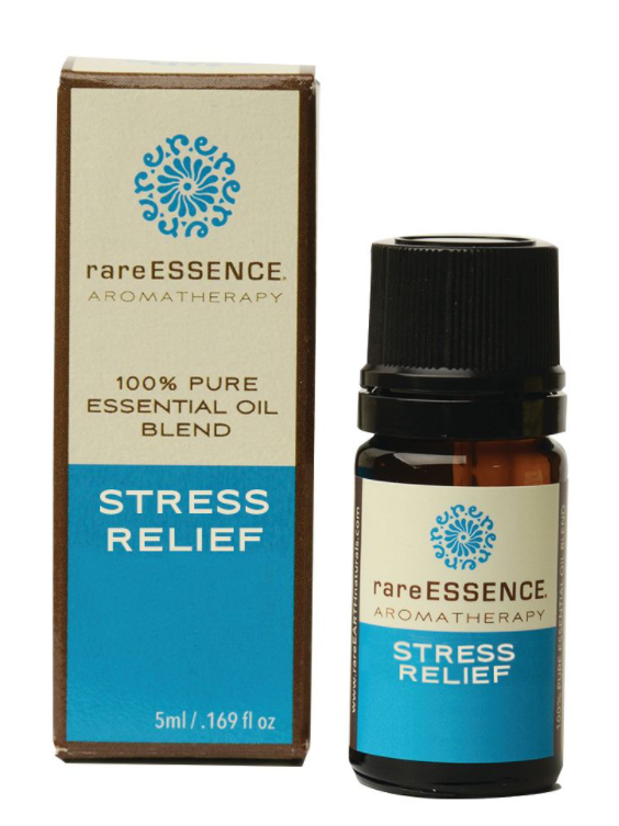 rareESSENCE Aromatherapy: Stress Relief 100% Pure Essential Oil