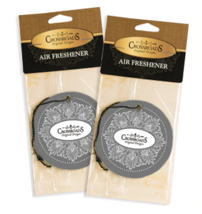 Crossroad Candle: Weekend Retreat Air Fresheners