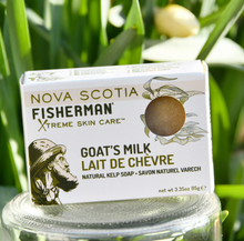 Load image into Gallery viewer, Nova Scotia Fisherman: Goats Milk Soap (95g)
