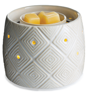 Candle Warmers: Geometric Illuminaire