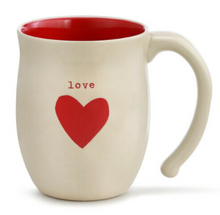 Load image into Gallery viewer, Warm Heart Mugs: Love Heart