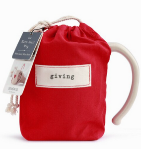 Warm Heart Mugs: Giving Heart