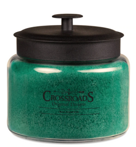 Crossroad Candle: Balsam Fir (Multiple Sizes)- Holiday Candle
