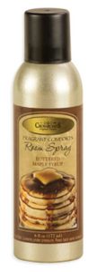 Crossroad Candle: Buttered Maple Syrup Room Spray