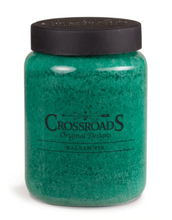 Load image into Gallery viewer, Crossroad Candle: Balsam Fir (Multiple Sizes)- Holiday Candle