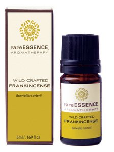 rareESSENCE Aromatherapy: Wild Crafted Frankincense 100% Pure Essential Oil
