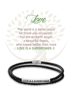Earth Angel: Black Love Leather