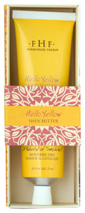 Farmhouse Fresh: Hello Yellow Shea Butter Hand Cream