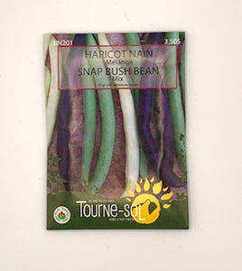 Tourne-Sol Organic Vegetable Seeds: Bean Seeds