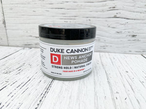 Duke Cannon Supply Co: News Anchor Pomade