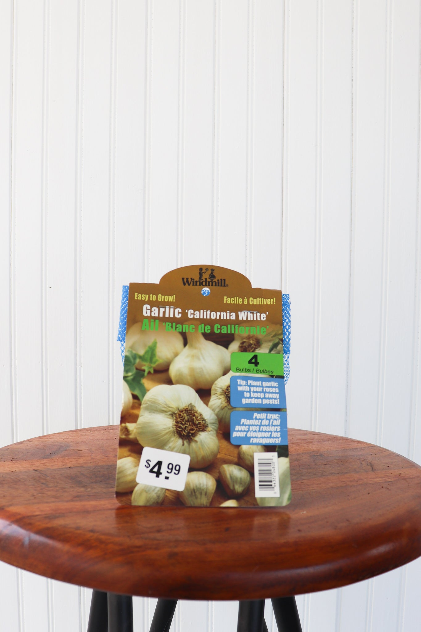 Garlic California White Bulbs - Seeds