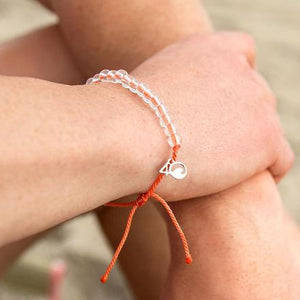 4 Ocean Albatross Orange Bracelet