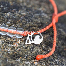 Load image into Gallery viewer, 4 Ocean Albatross Orange Bracelet