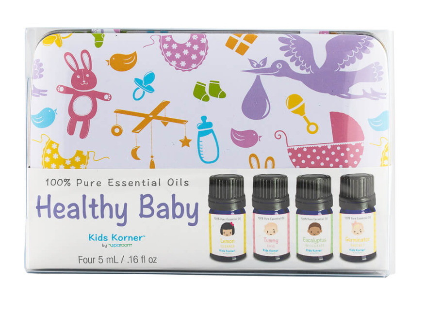 SpaRoom Healthy Baby Kids Corner Oils