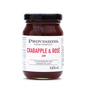 Provisions Wine Jam Crabapple and Rose
