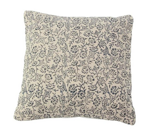 "18"" Cotton Fibre Pillow - Everyday Textiles"