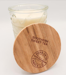 Swan Creek Candle: Southern Sweet Tea (Multiple Sizes)