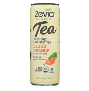 Zevia Earl Grey Tea Blood Orange