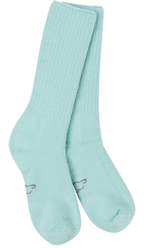 World's Softest Socks: Sea Salt Crew Socks