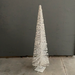 "32"" White Frosted Tree - Holiday Decor"