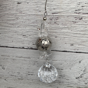 Long Icicle Drop Ornament