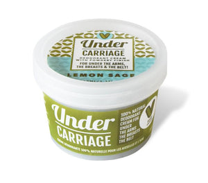 Undercarriage Deodorant Cream: Lemon Sage (100 ml)
