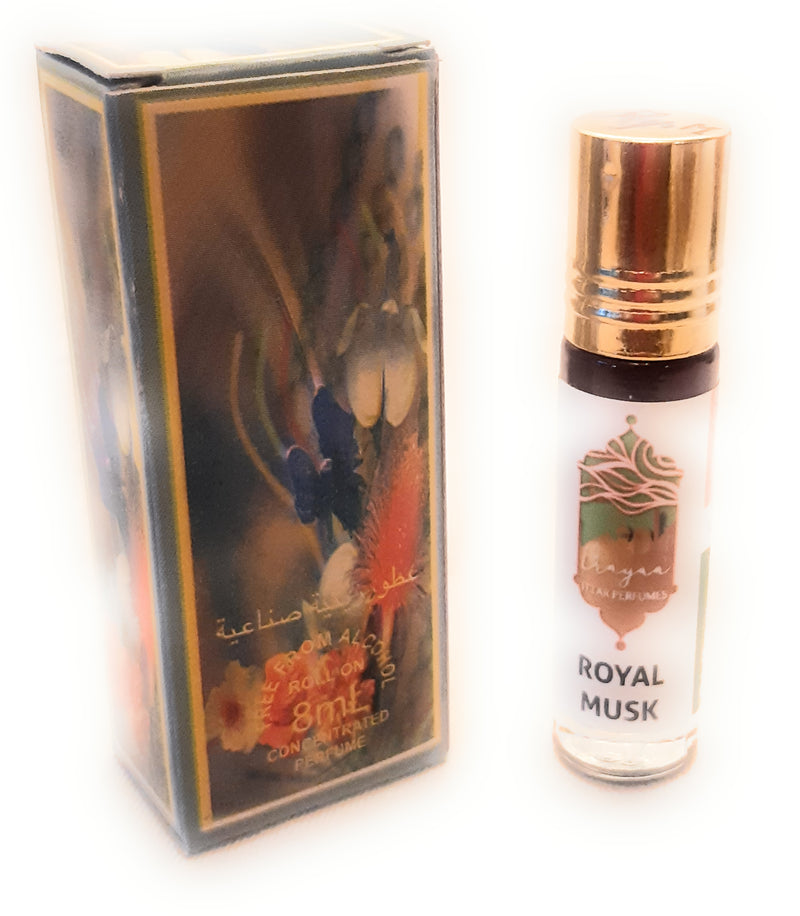 Attar : Royal Musk