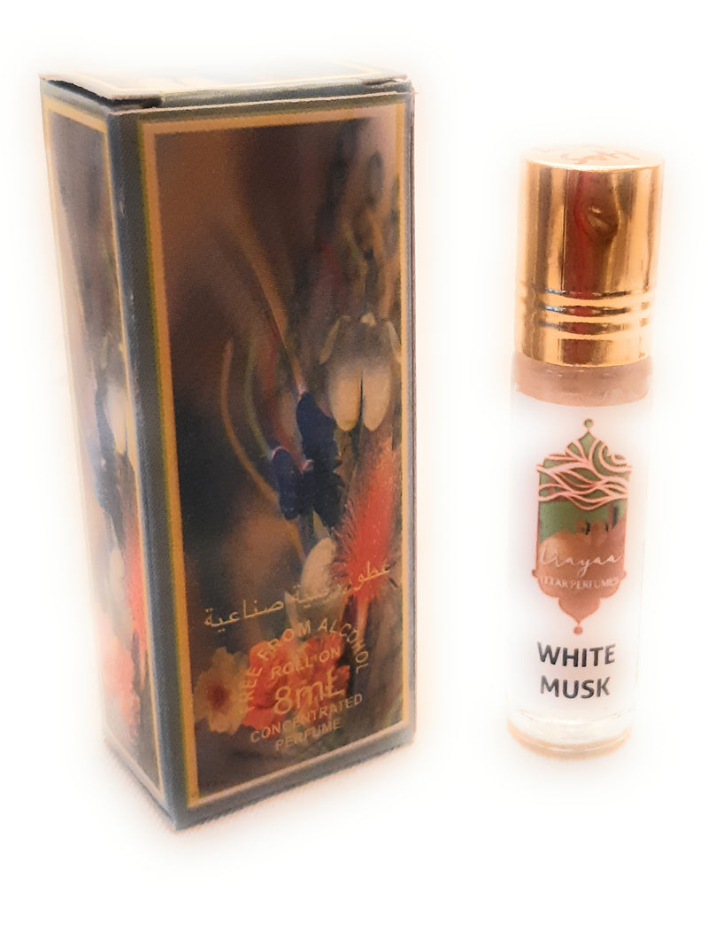 Attar : White Musk Soft