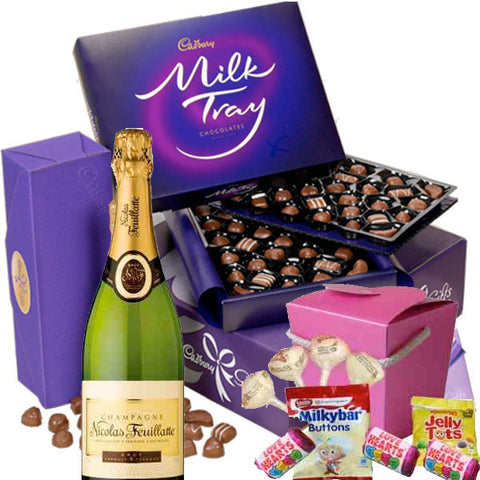 Confectionery and Champagne