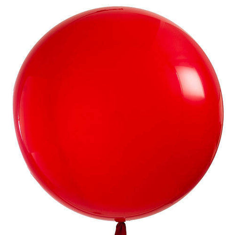 "36"" Red Large Latex Balloon"