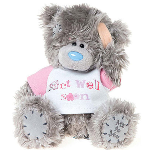 Get Well Tatty Teddy Bear with Plaster.