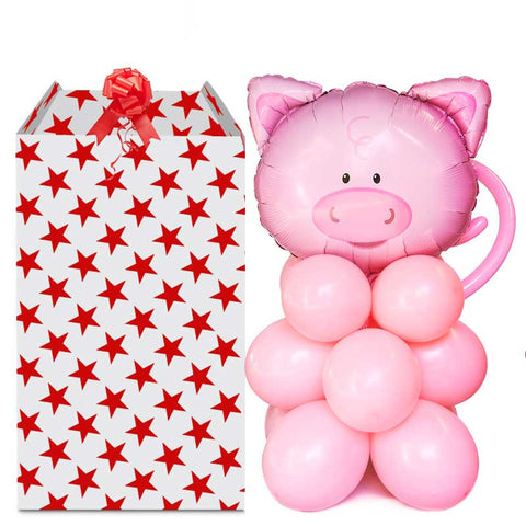 Percy Pig Balloon Gift