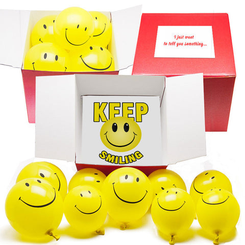 Red Box of Smiles - Free Postage