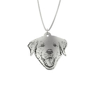 Custom Pet Face Pendant Jewelry