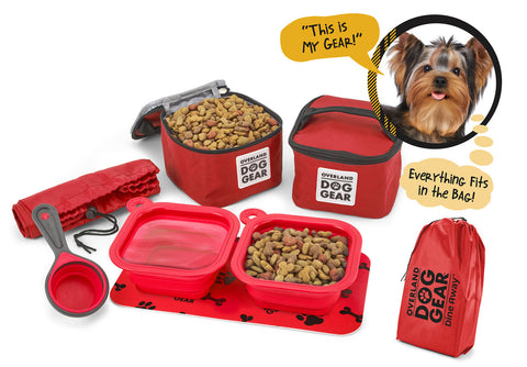 Mobile Dog Gear Dine Away® Bag (Small Dogs)