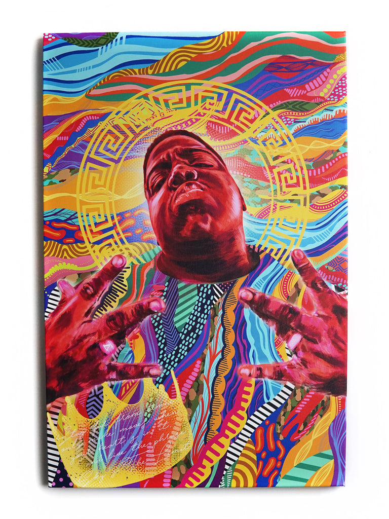 """The Ontology of Biggie"" - By Diana Munoz"