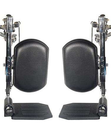 Articulating Elevating Legrests  Pair